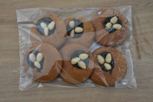 medovniky certekova - medovnikove balicky - balicek 6 mandlovych medovnikov 1