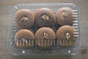medovniky certekova - medovnikove krabicky - krabicka medovnikov s vlasskymi orechmi 1