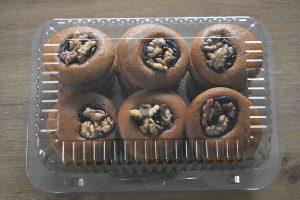 medovniky certekova - medovnikove krabicky - krabicka medovnikov so slivkovym lekvarom a vlasskymi orechmi 1