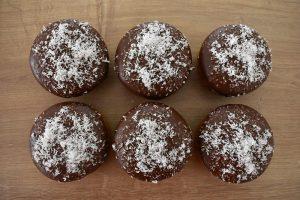 medovniky certekova - zakladny sortiment medovnikov - cokoladovy medovnik plneny slivkovym lekvarom posypany kokosom 2