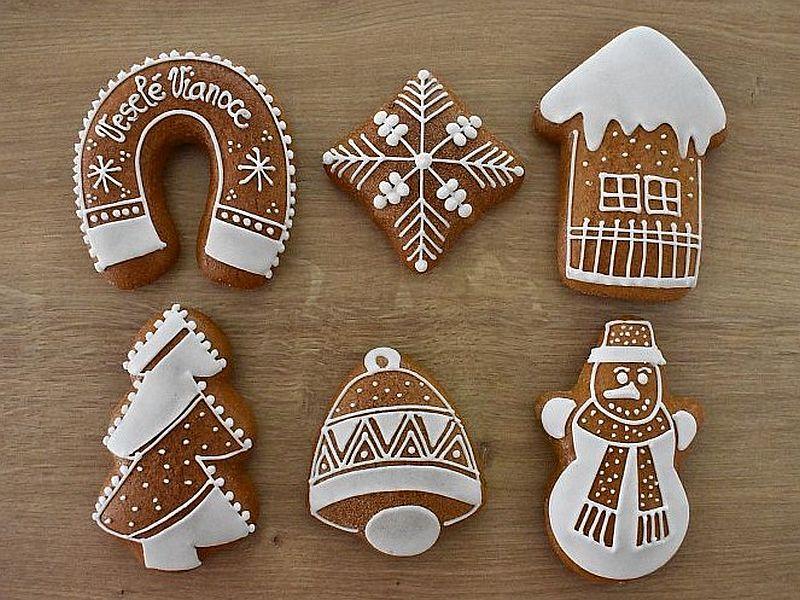 medovniky certekova malovane vianocne medovniky
