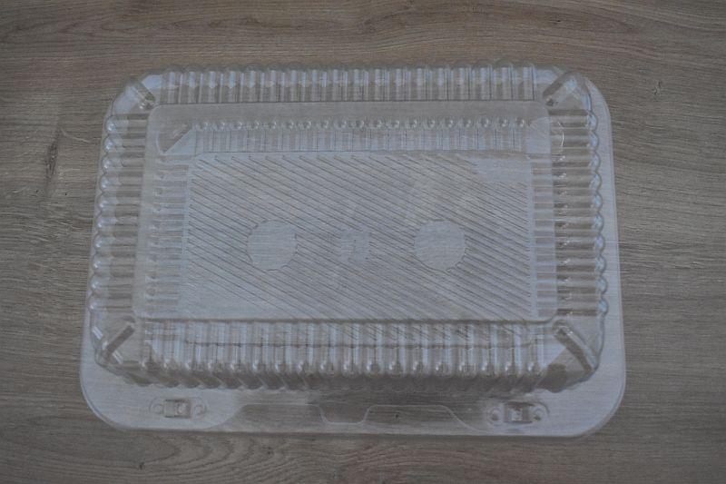 medovniky certekova - obalovy a prezencny material - plastova priehladná krabicka