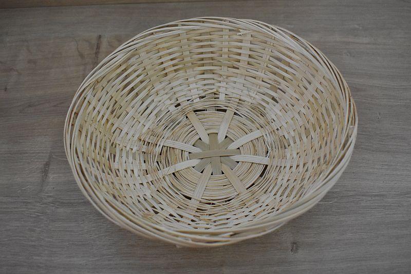 medovniky certekova - obalovy a prezencny material - velky okruhly pruteny kosik